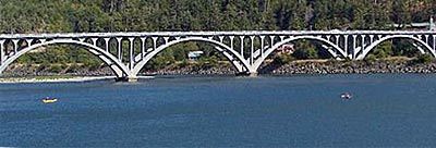 Harborview on the Rogue River from Pacific Vacations LLC